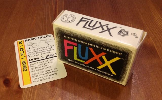 Fluxx box
