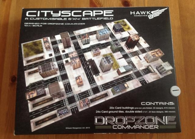 DzC card city box