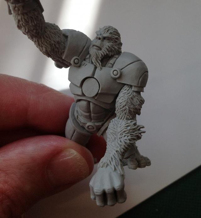 Ape front