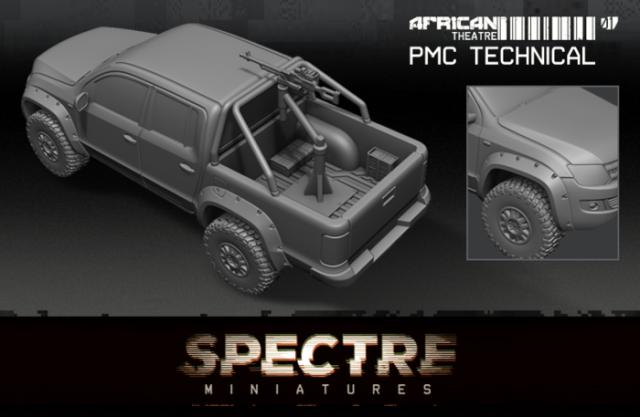 Spectre PMC technical 2