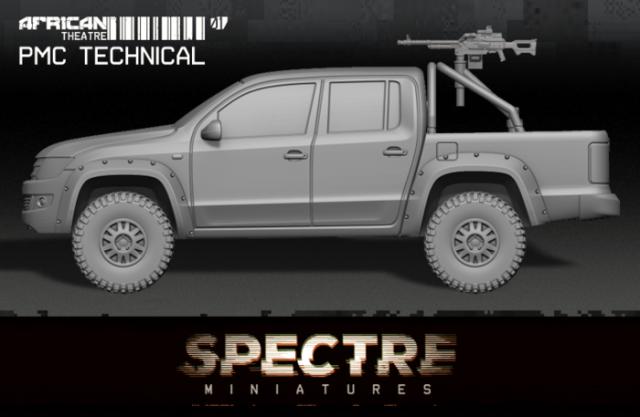 Spectre PMC technical 3