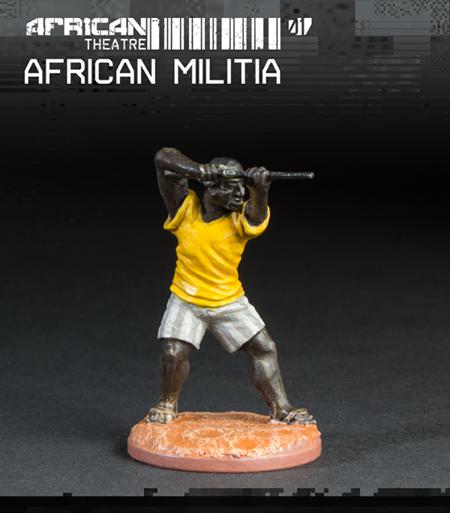Sprectre miniatures militia