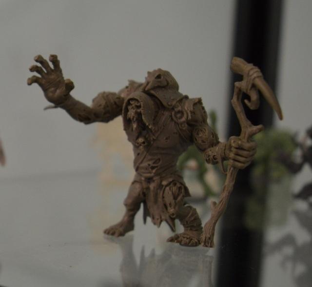 undead troll shaman