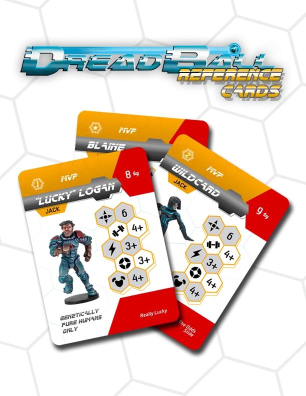 DB ref cards
