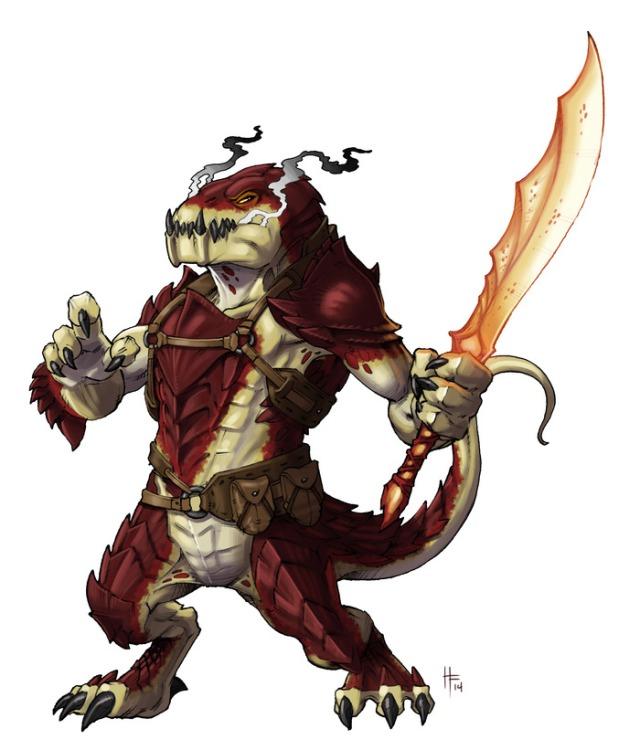 Salamander Hero