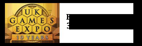 UKGE 16 logo