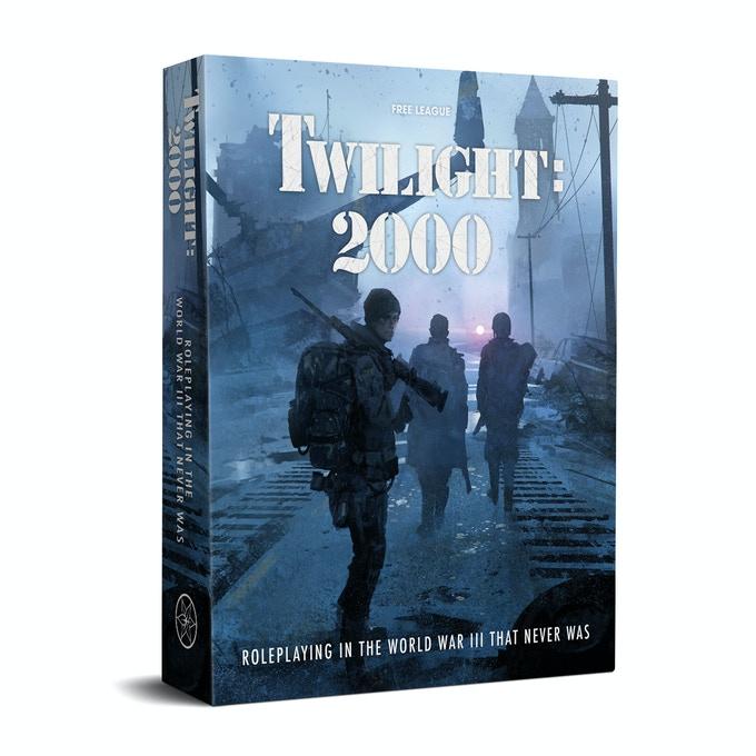 Twilight 2000 boxed set